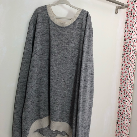 wilfred knit long sleeve